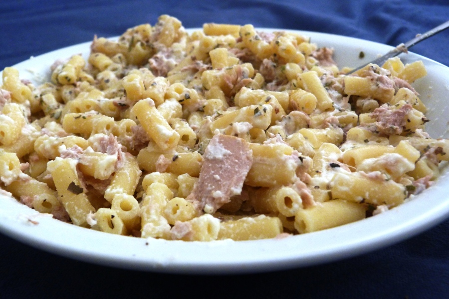 Macaronis au thon et à la ricotta (WW 5SP)