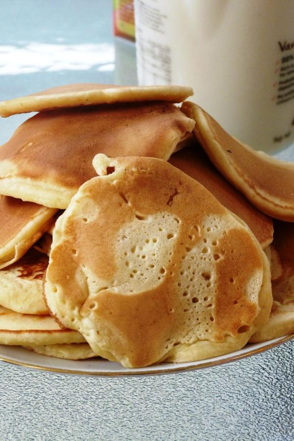 Les pancakes dePétro