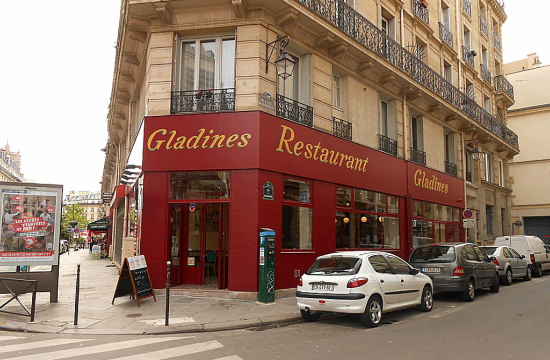 Restaurant Gladines (cuisine basque) – Paris