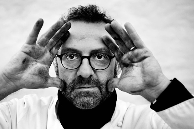 Chef's table de Netflix – épisode 1, Massimo Bottura