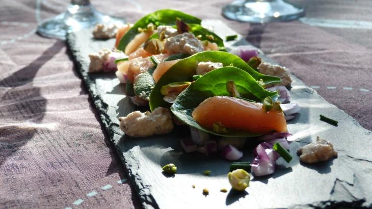 sashimi-de-saumon-marines-a-lhuile-vanillee