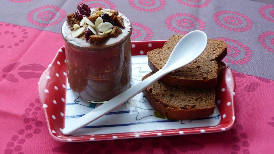 Bataille Food #41 : Chocolat viennois à la crème d'Isigny et au paind'épices