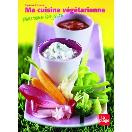 Mon avis sur «Ma cuisine végétarienne pour tous les jours», avec unerecette