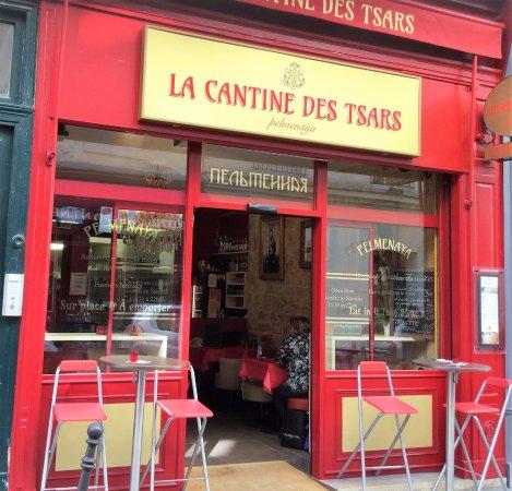 La Cantine des Tsars : un restaurant de cuisine russe à découvrir à Paris!
